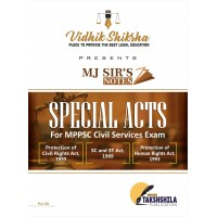 Special Acts